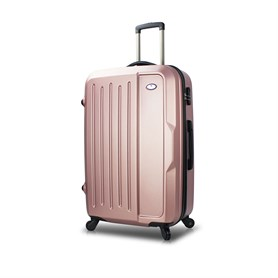 My Valice Travel Abs Büyük Boy Valiz Rose Gold