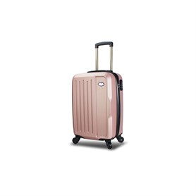 My Valice Travel Abs Kabin Boy Valiz Rose Gold
